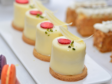Mini dessert traiteur gard